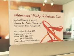 advanced body solutions inc in anchorage ak whitepages