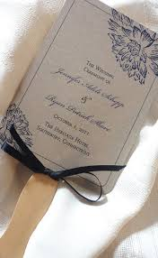 ceremony fans best 25 fan wedding programs ideas on fan programs