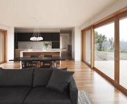 living room valuable simple minimalist kitchen combined with