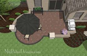 Rock Patio Designs 08 Do It Yourself Patio Designs That Will Rock Your Backyard