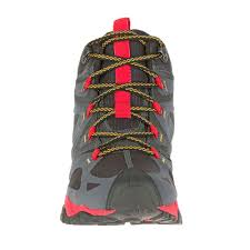 good price merrell grassbow mid sport tex walking boots men