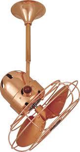 fresh cheap copper ceiling fan 6108