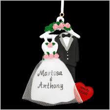 28 personalized wedding christmas ornaments rustic wedding
