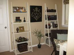 Antique White Bookcases Interior Interesting Interior Storage Design With Bookcases