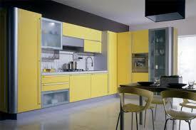 modern kitchen design yellow yellow kitchens