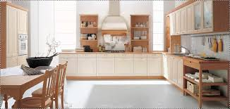 ikea small kitchen ideas with modern kitchen hood and brown color