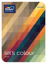 dulux colour inspiration book color paint