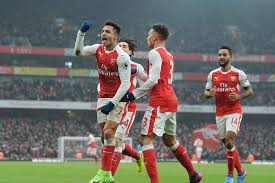 alexis sanchez vs qpr arsenal vs hull city result and highlights two alexis sanchez goals