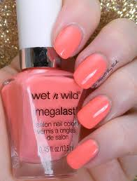 wet n wild silver lake nail polish collection swatch review be