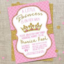 baby shower invitations girl shop baby girl princess shower invitations on wanelo