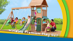 Big Backyard Playsets by Big Backyard Windale Collection Interior Design Home