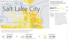 Google Map Utah by Solar Slcgreen Blog