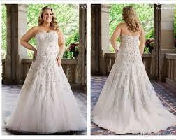 wedding dresses for plus size women discount luxury beaded lace plus size wedding dresses 2016 for