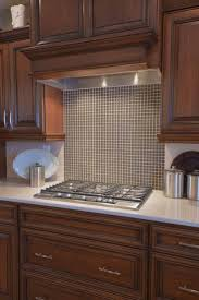white kitchen cabinet backsplash ideas stone veneer rustic glass