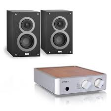 ps audio sprout integrated lifier elac b4 bookshelf speakers