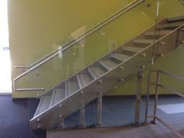 ornamental glass handrails architectural components inc