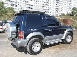 1994 mitsubishi pajero pictures 3500cc gasoline automatic for sale