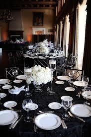 black and white wedding ideas black and white wedding reception casadebormela