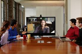 telepresence room cisco connected workplace