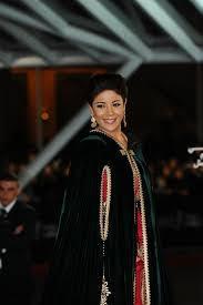 le selham marocain revisite par leila hadioui caftan takchita