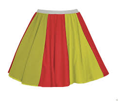 Spainish Flag Ladies Spanish Flag 15