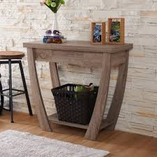sofa table console sofa and entryway tables you ll wayfair