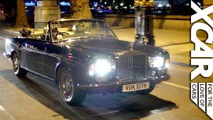 roll royce ross rolls royce corniche can you buy class xcar youtube