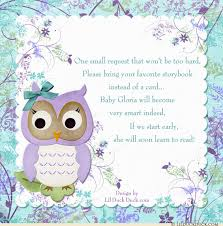 owl baby shower flower owl baby shower invitation garden crisp floral purple