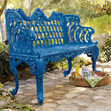 how to paint metal patio furniture video landscaping gardening