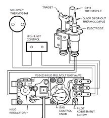 furnace gas valve wiring diagram furnace fan wiring diagram