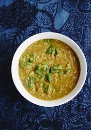 recette cuisine indienne dahl indien aux épinards châtelaine