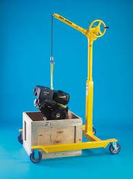 sky hook ergonomic lifting equipment back injury prevention
