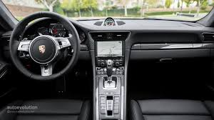 porsche 911 inside 2014 porsche 911 turbo s original pictures autoevolution