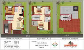 15 duplex house floor plans 40x60 30 40 plan east facing on x 60