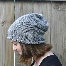 free hat knitting patterns handylittleme