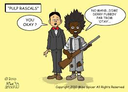 Buckwheat Meme - pulp rascals from mike spicer