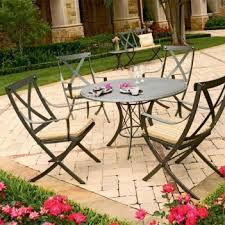 Wrought Iron Patio Bistro Set Wrought Iron Glider Patio Chairs Vintage Patio Design Ideas 1499