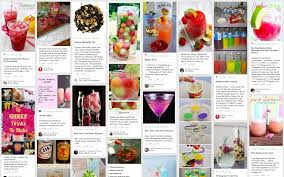 fruity martini recipes 9 examples of the new feature that u0027s made pinterest awesome for