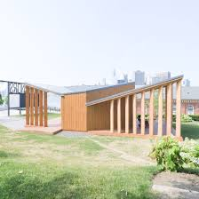 architectural pavilions and temporary structures dezeen