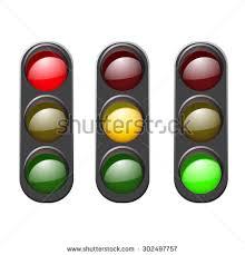 Traffic Light Order Traffic Light Traffic Light Sequence Vector Stock Vector 225943603
