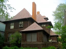 What Is A Tudor Style House A Walking Tour Of Frank Lloyd Wright U0027s Oak Park
