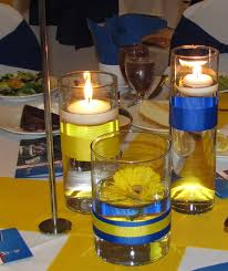 Cylinder Floating Candle Vase Set Of 3 Party People Event Decorating Company February 2012