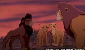 lion king 2 simba u0027s pride paradigm