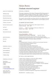 engineering resume templates engineering cv template pertamini co