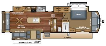 Montana 5th Wheel Floor Plans 2018 Luxury Fifth Wheel Floorplans U0026 Prices Rangitsch