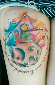 the adventures of the little prince little prince tattoo by dusien tattoos pinterest prince