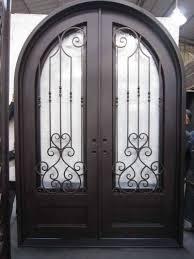 iron main entrance doors grill designs steel grill door design