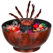 animated hand candy bowl