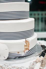 nautical themed wedding cakes nautical themed wedding at st pete lavender