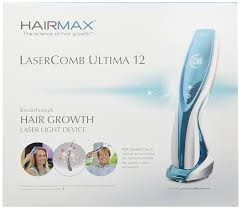 amazon com hairmax ultima 12 lasercomb luxury beauty